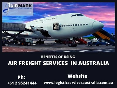 Air Freight Services In Australia
