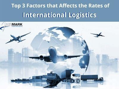 International logistics Australia